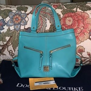 "Dooney & Bourke Small ""Sara"" bag"